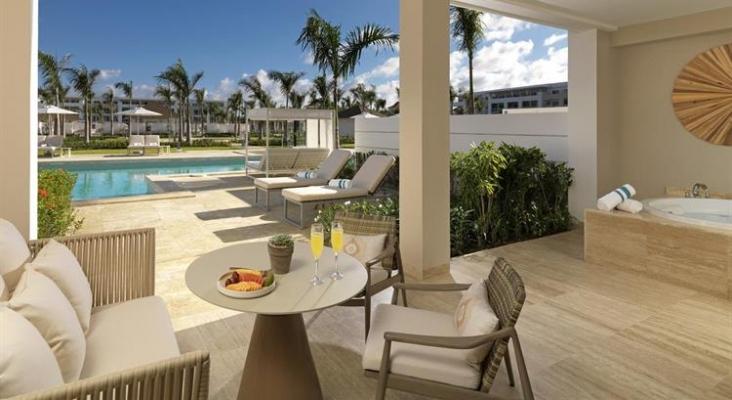 Hotel Paradisus Punta Cana Resort de Meliá Hotels International, mejor cadena vacacional de lujo según Global Traveler