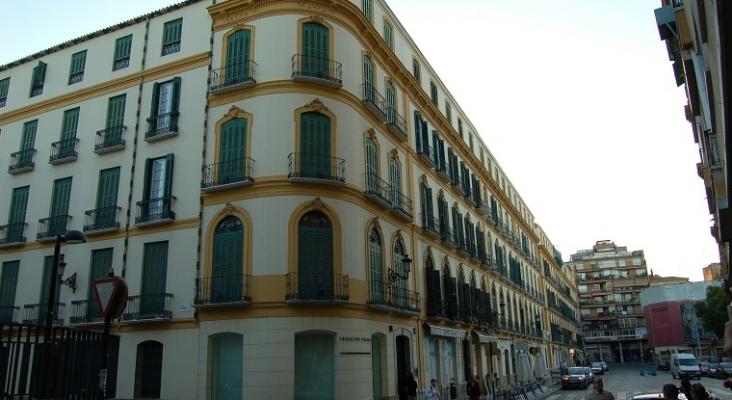 Casa Natal de Picasso en el centro de la ciudad de Málaga | Foto: Tajchman (CC BY-SA 3.0 ES)