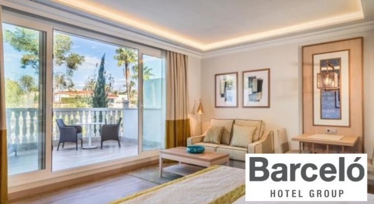 Barceló Hotel Group abre un nuevo hotel en Alicante. Foto Barcelo.com  Logo Barceló Group.