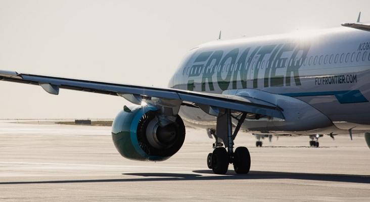 Frontier Airlines refuerza sus rutas al Caribe mexicano desde Estados Unidos para el invierno