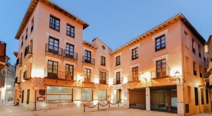 Sercotel incorpora su segundo hotel en Granada, el Palacio de Gamboa de cuatro estrellas