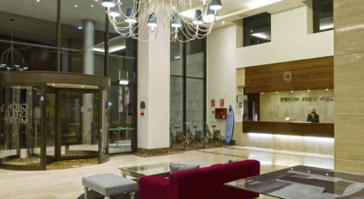 La reactivación del mercado hotelero se consolida: Otro hotel cambia de dueños en Gijón