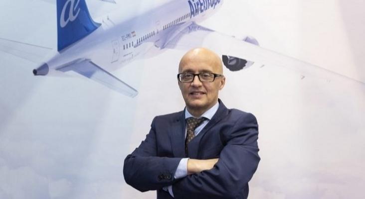 Richard Clark, nuevo director general de Air Europa.