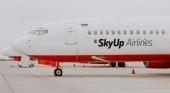 La aerolínea ucraniana SkyUp apuesta por Alicante, Barcelona y Tenerife a partir de agosto
