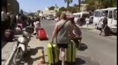 Evacuan hoteles en Bodrum y Marmaris (Turquía) a causa del avance de las llamas