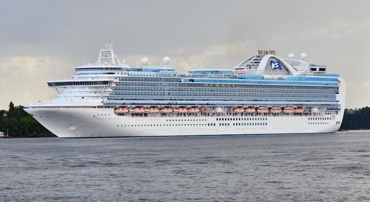 Ante la alta demanda, Princess Cruises añade un barco más a sus cruceros por Canarias para 2022   Foto: Esquilo (CC BY-SA 3.0)
