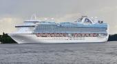 Ante la alta demanda, Princess Cruises añade un barco más a sus cruceros por Canarias para 2022 | Foto: Esquilo (CC BY-SA 3.0)