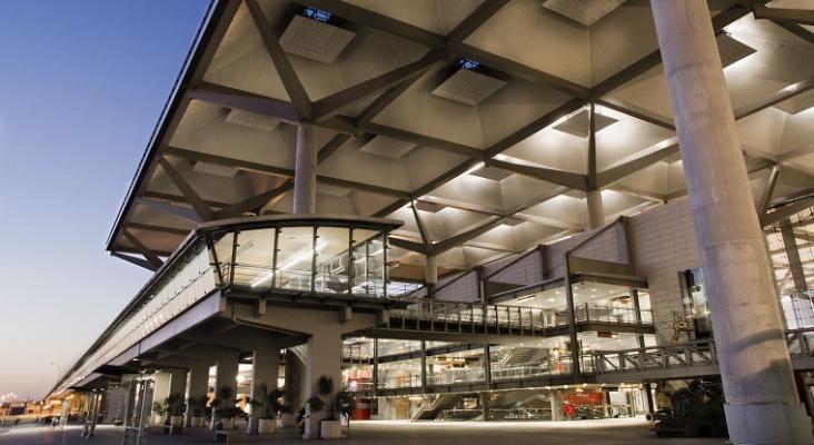 El Aeropuerto de Málaga alcanzó el fin de semana pasado el 81% del tráfico de 2019   Foto: Aena