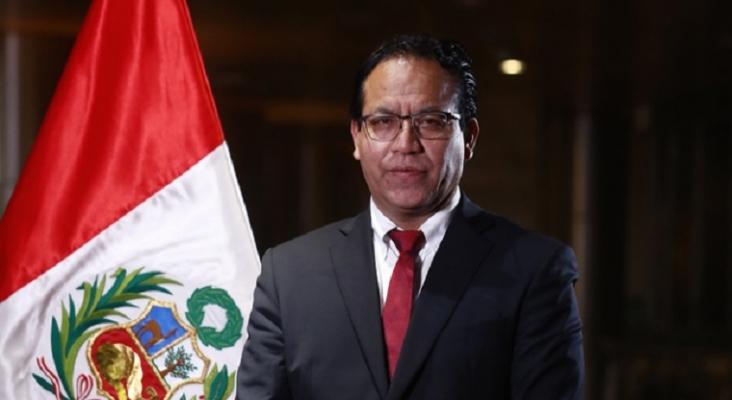Roberto Sánchez, nuevo ministro de Turismo de Perú
