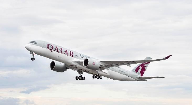 Qatar Airways aumenta la frecuencia de sus vuelos con Madrid y Barcelona