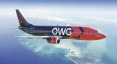 La nueva aerolínea Off We Go se suma a las recientemente reanudadas rutas Canadá-Caribe