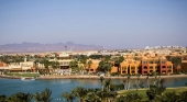 Desarrollo turístico en El Gouna, Egipto|Foto: Orascom Development Holding