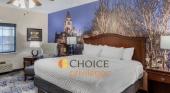 Choice Hotels, la primera gran hotelera en recuperar los niveles prepandemia. Foto & Logo vía choicehotels.com