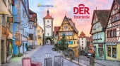 La facturación de las agencias de viajes alemanas se dispara un 100% en julio respecto de 2020. Logos vía webs.