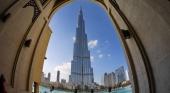 Emirates nos invita a volar desde el edificio más alto del mundo