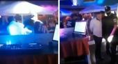 La policía corta de raíz incumplimientos de medidas Covid en discoteca grancanaria