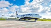 Ryanair lanza cuatro rutas nuevas desde Alemania a destinos españoles para la temporada de invierno