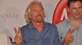 Richard Branson vende acciones de Virgin Galactic para salvar la salida a Bolsa de Virgin Atlantic | Foto: D@LY3D (CC BY 2.0)