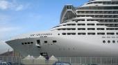 Barcelona vuelve a recibir cruceros, pero los pasajeros se mantienen un 89% por debajo de 2019