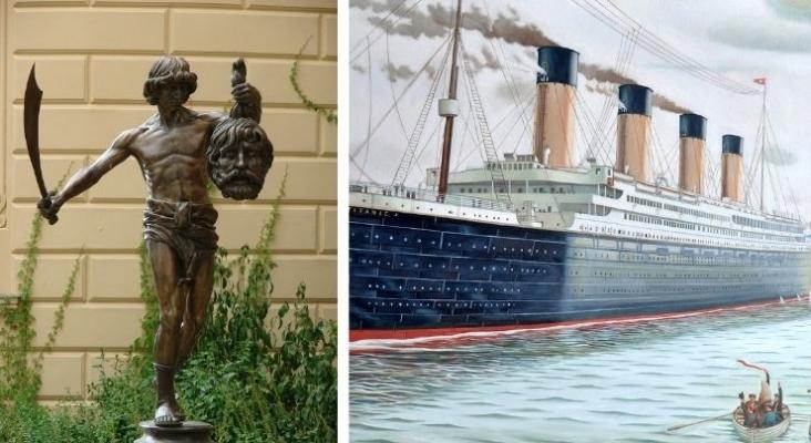"""Hoteleros, entre """"La orquesta del Titanic"""" y """"David y Goliat"""". Foto Titanic Wikimedia Commons (CC BY SA 3.0)"""