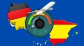 Alemania rebaja el nivel de riesgo sobre Canarias, Cataluña y la C. Valenciana