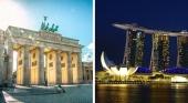 La estrategia de Alemania y Singapur dispara las búsquedas de viajes entre ambos países