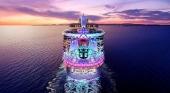 Wonder of the Seas, el transatlántico más grande del mundo, concluye su primer viaje de prueba. | Foto: Royal Caribbean Cruise Line