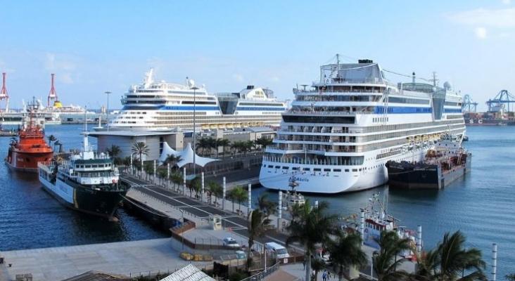Global Ports, único candidato a la concesión de las terminales cruceristas de Las Palmas