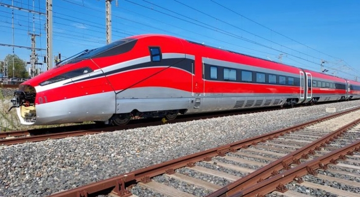 Tren Hitachi Bombardier ETR1000 de ILSA |Foto: ILSA