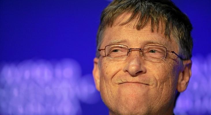 Bill Gates se hace con la mayoría de la hotelera Four Seasons por 1.800 millones  Foto: World Economic Forum (CC BY SA 2.0)