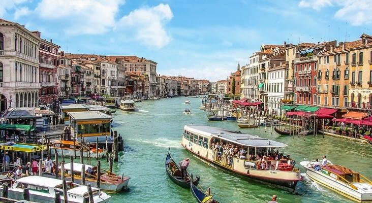 Venecia endurece las medidas de control turístico: 468 cámaras, sensores ópticos y rastreo de móvil