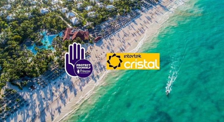 Grand Bávaro Princess  Punta Cana recibe las certificaciones de Intertek Cristal