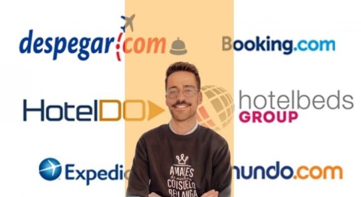 ¿Funciona ahora el posicionamiento que ofrecen las OTA a los hoteles?  Foto de fondo, Diego Zavarce, bebetterhotels.com  Foto principal, Alberto Vázquez, vía LinkedIn