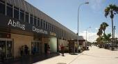 Terminal de Salidas del Aeropuerto Tenerife Sur Foto Ashotel