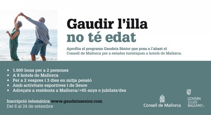 Mallorca amplía sus bonos turísticos esta vez con los ojos puestos en los clientes del Imserso
