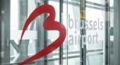 Logo del Aeropuerto Internacional de Bruselas