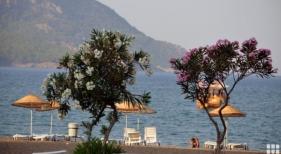 Playa en Turquía