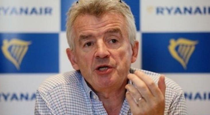 """O'Leary advierte que el precio de los vuelos europeos subirá """"drásticamente"""" en 2022"""