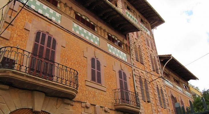 Can Quetglas: una joya modernista transformada en hotel de 4 estrellas en Mallorca