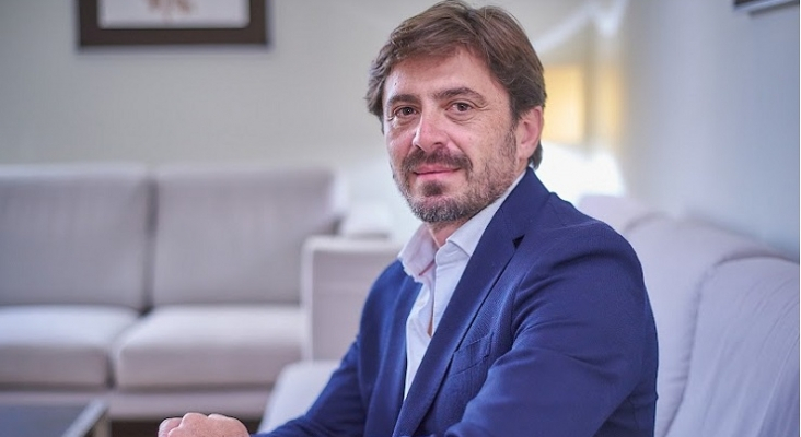 Jorge Marichal presidente de CEHAT. Foto CEHAT