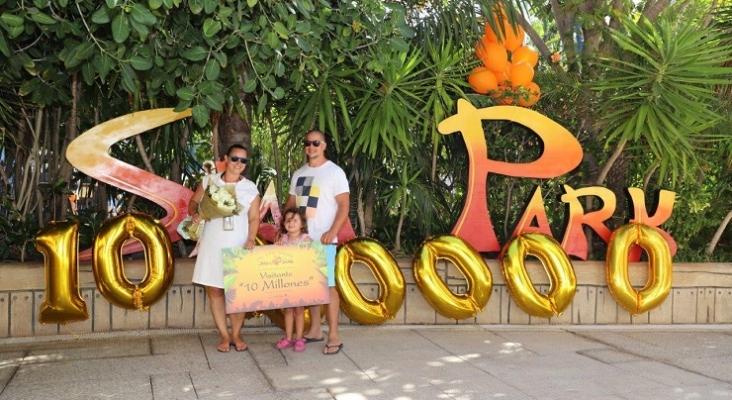 Siam Park recibe al visitante número 10 millones (02)