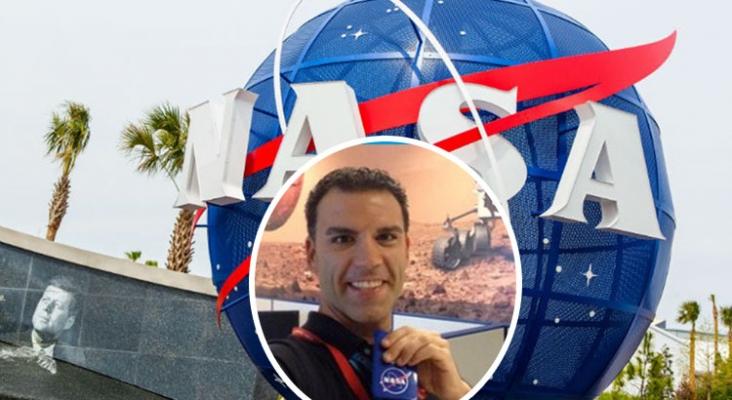 Jorge Pla-García, investigador del Centro de Astrobiología CSIC-INTA