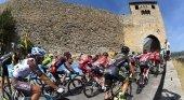 El Pelotón en la Vuelta 2016. Unipublic/Graham Watson