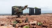 El primer hotel cápsula 100% autosuficiente llega al desierto de Granada