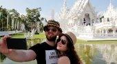 El narcisismo, la causa de los selfies durante las vacaciones