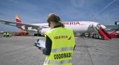 Iberia plantea convocar un ERTE por causas organizativas y productivas