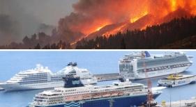 La Palma y la solución de los hoteles flotantes
