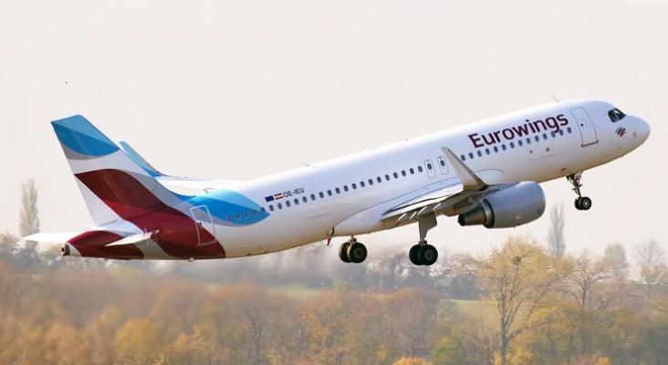 Eurowings competirá con Norwegian abriendo bases en Escandinavia