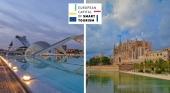 Dos ciudades españolas, candidatas a Capital Europea del Turismo Inteligente en 2022