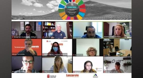 Webinar organizado por ASOLAN. Foto de asolan.com